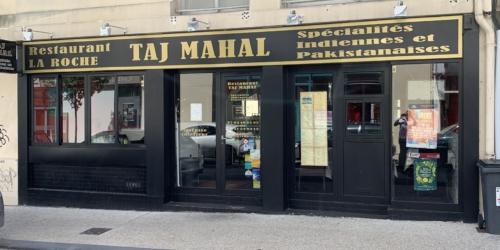 Taj  Mahal (à emporter et livraison)