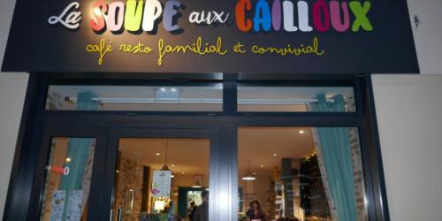La Soupe aux Cailloux (fermé)
