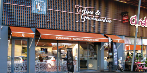 Tartine et Gourmandise – rue d'Aizenay