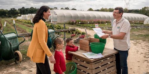 Les Vergers de Vendée Saint-Florent-des-Bois