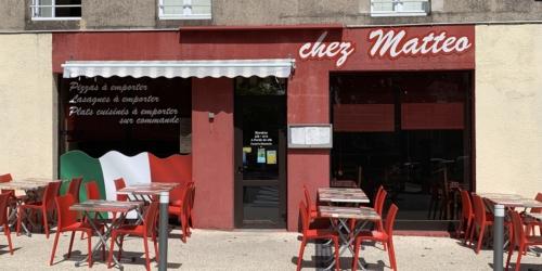 Chez Matteo (fermé)