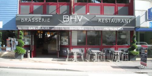 Le BHV – Brasserie de l'hôtel de Ville (fermé)