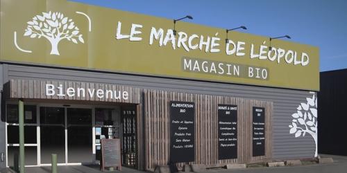 Le Marché de Léopold