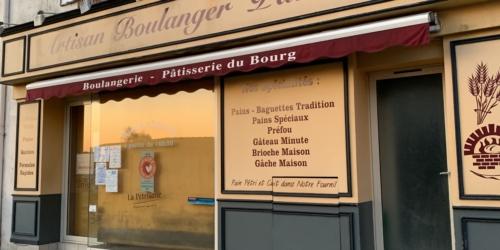 Gourmandises – Boulangerie du Bourg