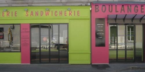 Le bon pain – Bourg sous La Roche