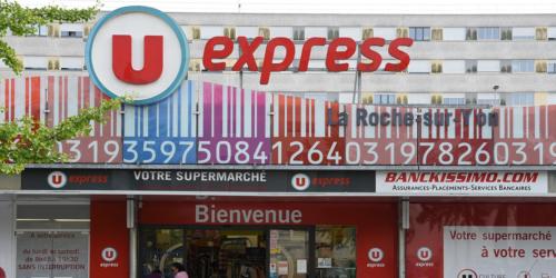 U Express La Garenne
