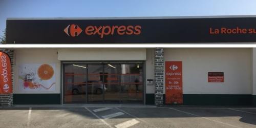 Carrefour Express Liberté