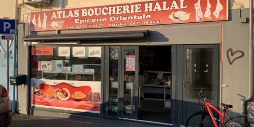 Atlas Boucherie Halal