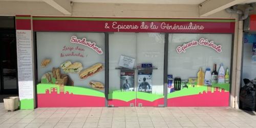 Épicerie de la Généraudière
