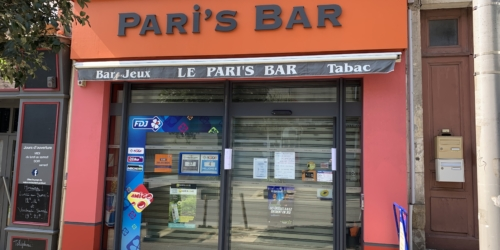 Le Paris Bar
