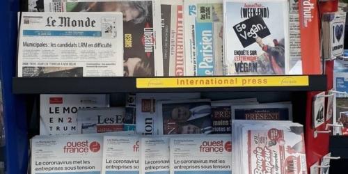 Maison de la presse (ouvre le 11 mai)