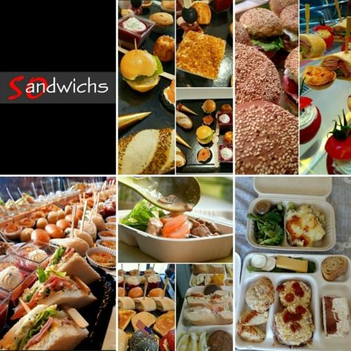 Les menus à emporter de So Sandwichs