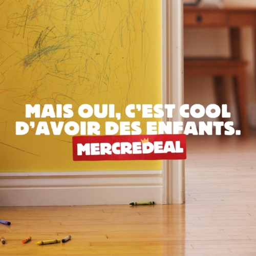 Burger King: Mercredeals : 1 menu enfant + 1 menu adulte pour 10€