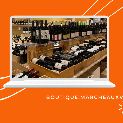 Marché aux vins: – 5% sur la boutique en ligne*