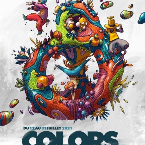 Le Festival Colors revient en juillet