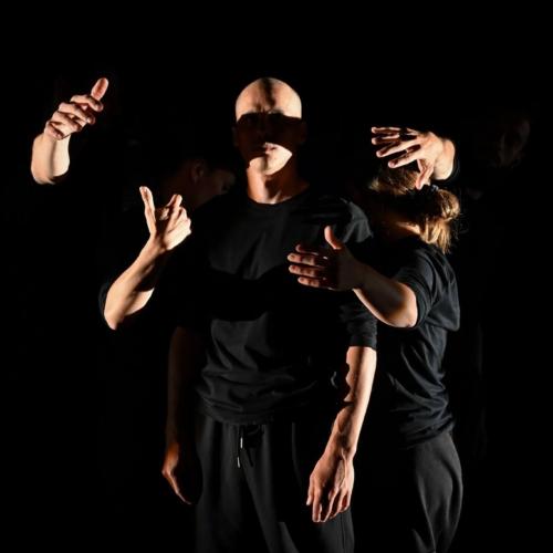 Répétition publique «les yeux fermés» de Mickaël Le Mer