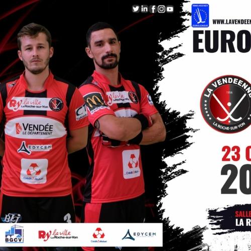 Euroleague : La Vendéenne – Trissino (Italie)