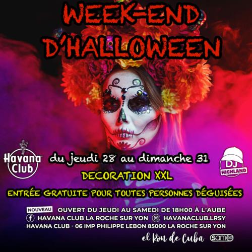 Halloween – Havana Club