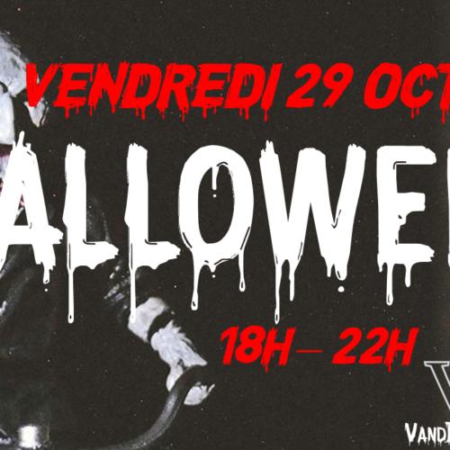 Soirée Halloween – V&B Nord